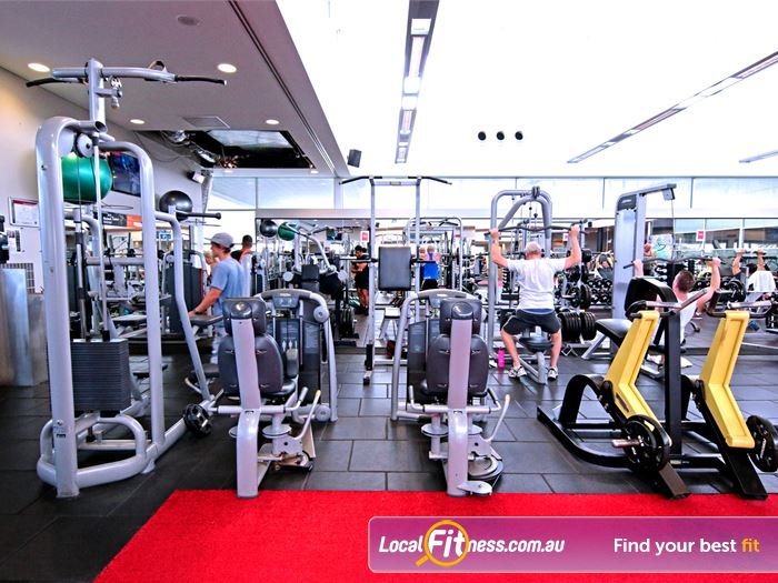 Fitness First Mermaid Waters Gym Fitness Enjoy the best strength