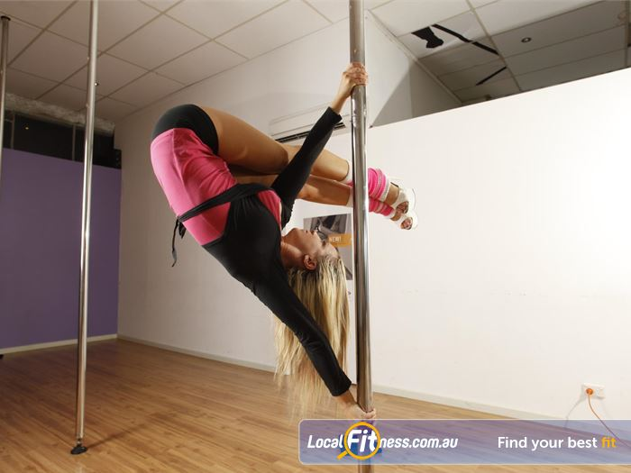 Pole Fanatics Gym North Melbourne  | We are fanatical about pole dancing and are