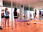 Our Collingwood pole dancing studio can tailor for