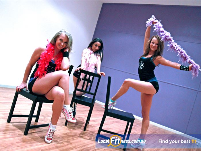 Pole Fanatics Clifton Hill Fitness Studio / Dance Fitness Our Collingwood Pole dancing