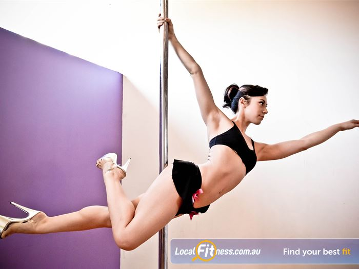 Pole Fanatics Fitzroy North Fitness Studio / Dance Fitness Collingwood pole dancing will