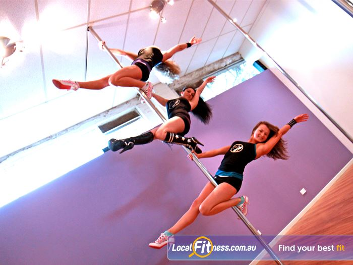 Pole Fanatics Collingwood Fitness Studio / Dance Fitness Get Fitter, Stronger and more