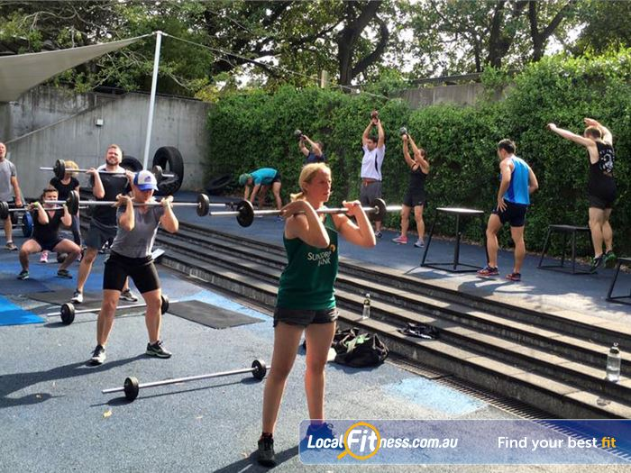 Cook and Phillip Park Aquatic and Fitness Centre Gym Potts Point  | The NEW Air Gym is ready to challenge