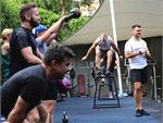 Small group personal training is a great way