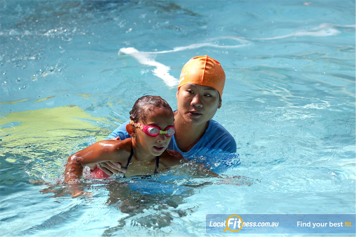 Cook and Phillip Park Aquatic and Fitness Centre Near Alexandria Mc Get the gift of aquatic safety with our Sydney swim school programs for all ages.
