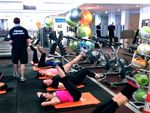 Cook and Phillip Park Aquatic and Fitness Centre World Square Gym Fitness Work that core with our range