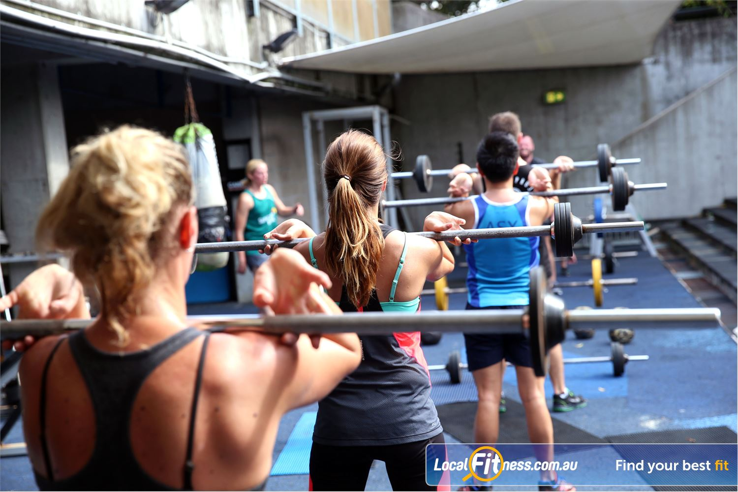 Cook and Phillip Park Aquatic and Fitness Centre Near World Square Group classes inc. Sdyeny Yoga, Pilates, HIIT, Spin and more.