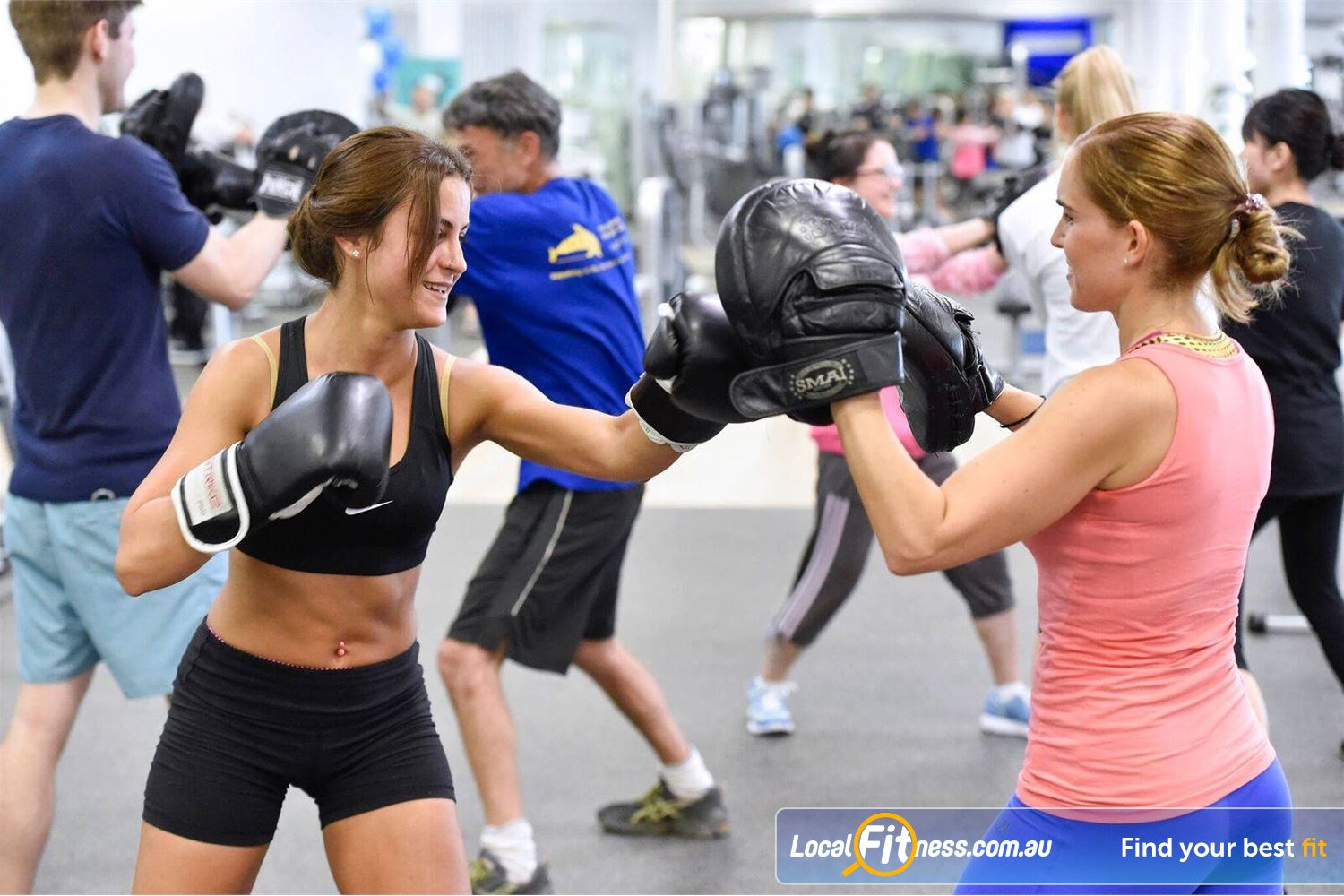 Cook and Phillip Park Aquatic and Fitness Centre Near Alexandria Mc Get a HIIT training workout in our Sydney gym.