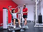 Genesis Fitness Clubs Flinders St Melbourne Gym Fitness Easy to use pin-loaded