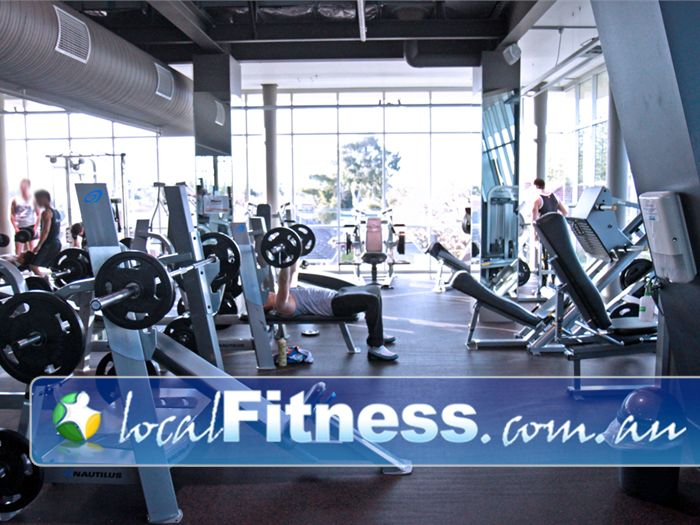 The Gym Glenelg Our Glenelg gym 24 hours has a wide selection of free-weights and machines.<br />