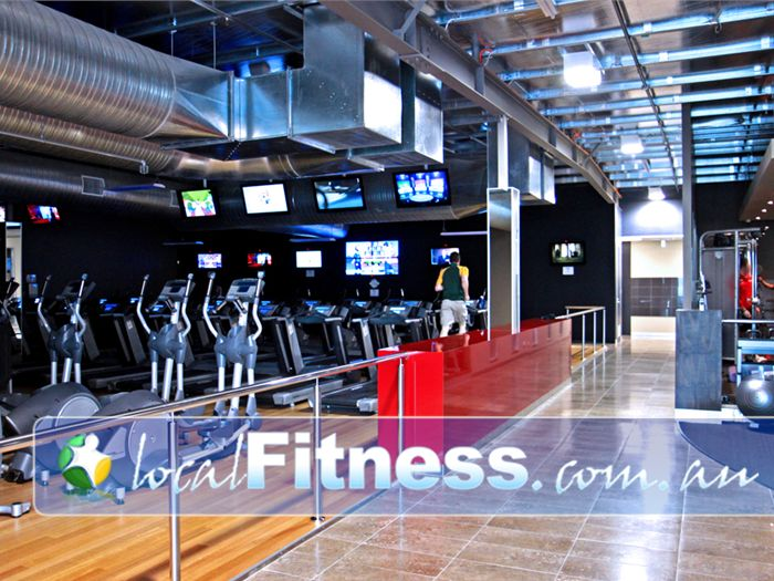 The Gym Near Warradale North Our Glenelg gym has rows of machines so you'll never have to wait.