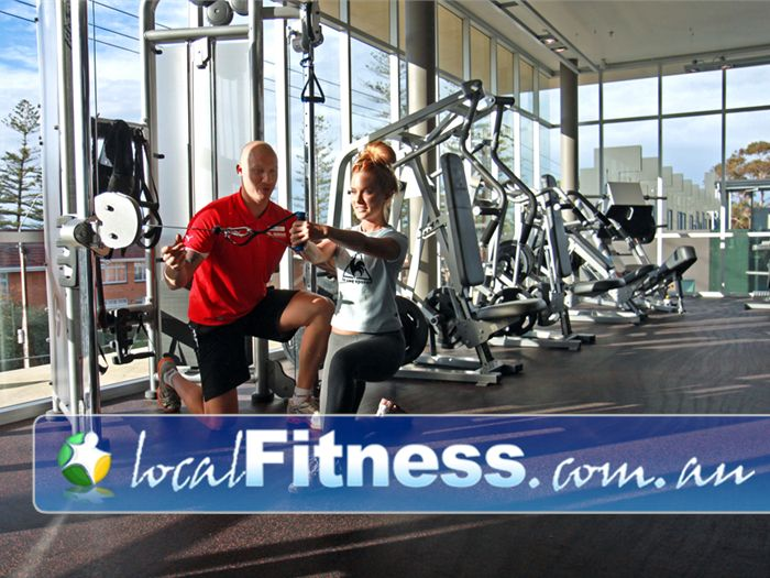 Genesis Fitness Clubs Oaklands Park Gym Fitness The spacious free-weights area