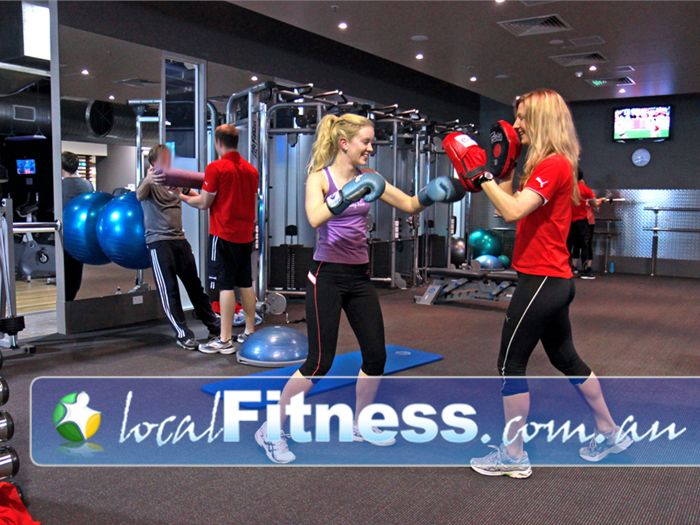 Genesis Fitness Clubs Warradale North Gym Fitness Enjoy cardio boxing with