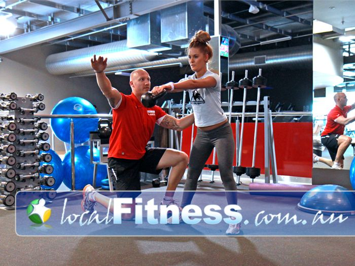 Genesis Fitness Clubs Glenelg Gym Fitness Incoporate kettlebell training