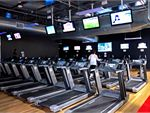 Genesis Fitness Clubs St Marys Gym CardioThe state of the art Cardio
