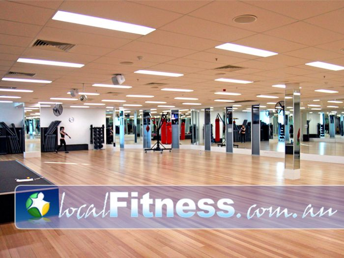 The Gym Near Oaklands Park Over 50 Glenelg group fitness classes per week.