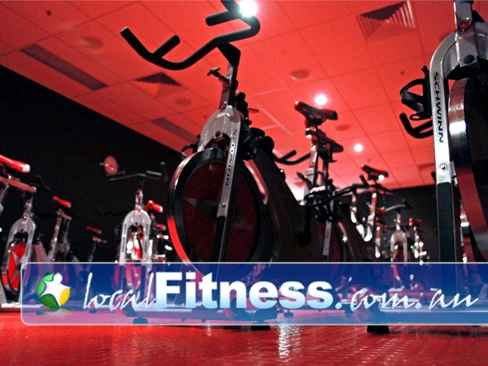 The Gym Near Warradale North The state of the art Genesis Glenelg cycle studio.