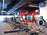 Genesis Fitness Clubs Lonsdale St Melbourne Gym Fitness Huge cardio area with over 60