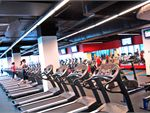 Genesis Fitness Clubs Lonsdale St Melbourne Gym CardioOver 60 pieces of cardio