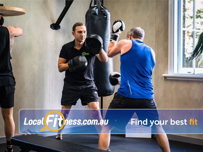12 Round Fitness Near Winston Hills It's like having your own Baulkham Hills boxing trainer.