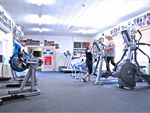 EFM Health & Fitness Clubs North Melbourne Gym CardioA comfortable and well-lit cardio