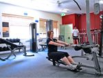 EFM Health & Fitness Clubs Parkville Gym Fitness First class equipment from