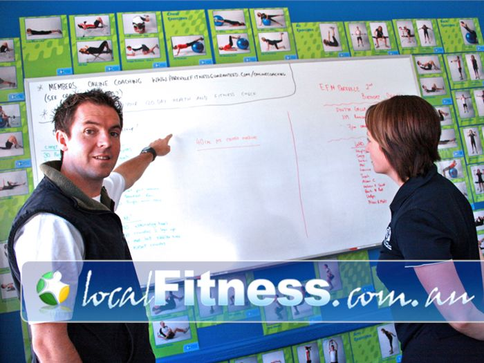 EFM Health & Fitness Clubs Near Carlton North Programs tailored to each individual for faster results.