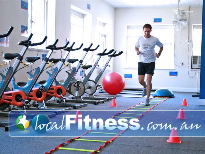 EFM Health & Fitness Clubs Near Princes Hill Every session is different to keep your workout fun and enjoyable.