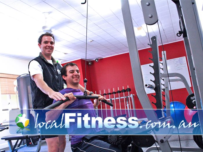 EFM Health & Fitness Clubs Near Carlton Personalised Fitness Coaching where your trainer is always readily available.