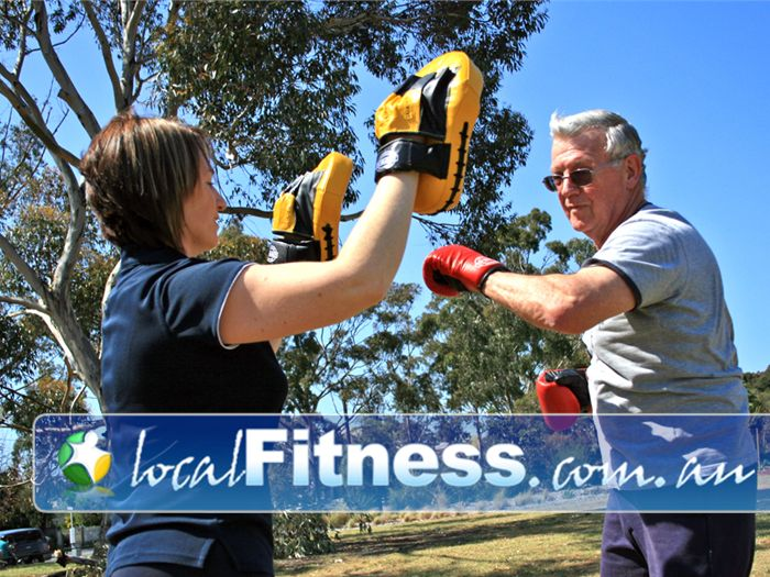 EFM Health & Fitness Clubs Parkville We mix up your training, incorporating fresh air and sunshine.