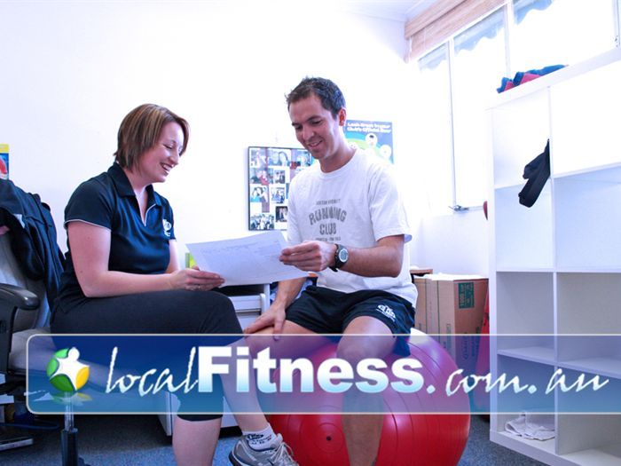 EFM Health & Fitness Clubs Near Carlton North Periodical reviews to track your progress.