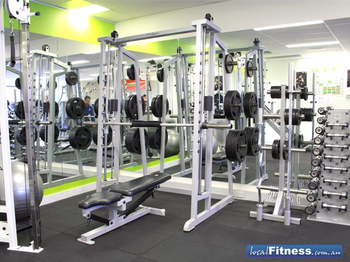 Your Gym Gym Blackburn South  | State of the art equipment containing both free-weights
