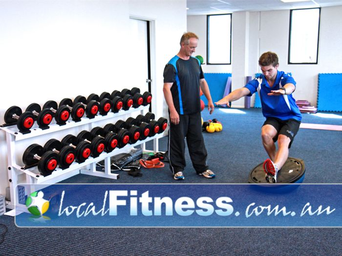 Eighty20 Personal Training Near Strathmore Our Niddrie personal training studio is fully equipped for strength and functional training.