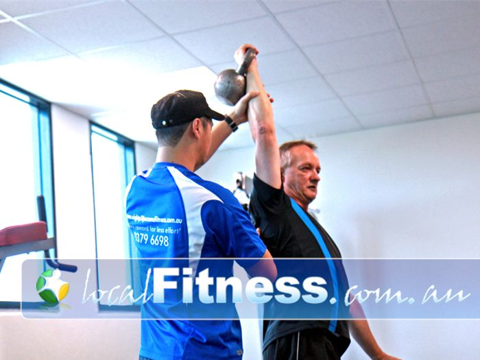 Eighty20 Personal Training Essendon Our Niddrie personal training team specialises in Kettlebell strength training.
