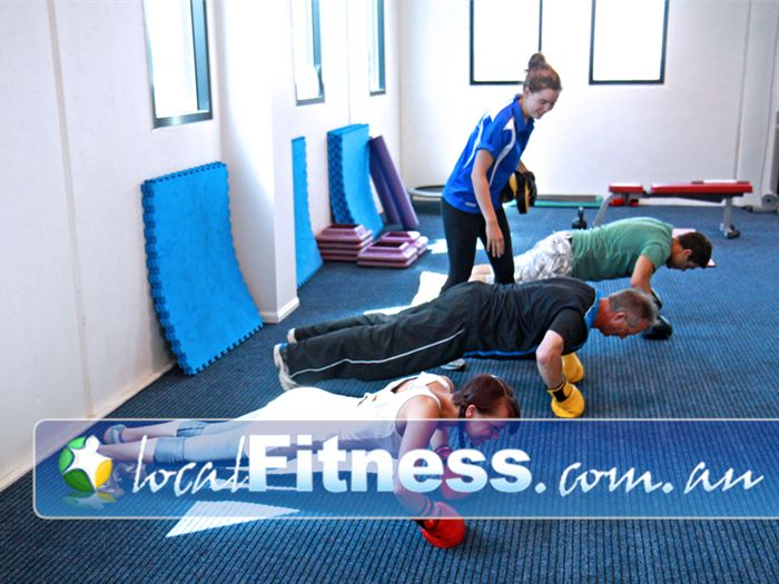 Eighty20 Personal Training Essendon Group challenges can help keep everyone motivated.