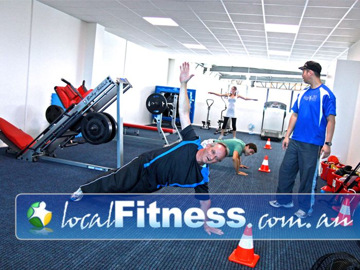 Eighty20 Personal Training Near Essendon North We provide innovative and functional group personal training.