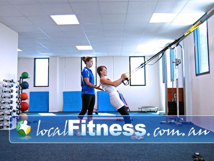 Eighty20 Personal Training Gym Airport West  | Niddrie Personal Trainers provide functional training including TRX.