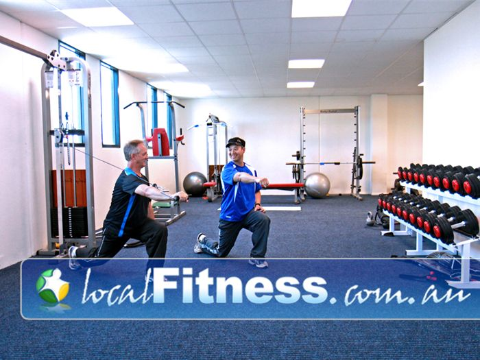 Eighty20 Personal Training Near Essendon North Our Niddrie personal training team specialises in functional strength training.