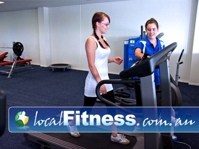 Eighty20 Personal Training Near Strathmore Our Niddrie personal training studio includes traditional cardio and strength training.