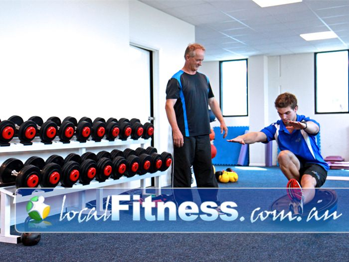 Eighty20 Personal Training Essendon Our Niddrie personal training studio is fully equipped for strength and functional training.