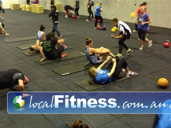 Body Revival Health & Fitness Gym Doreen  | Functional training in our Epping gym.