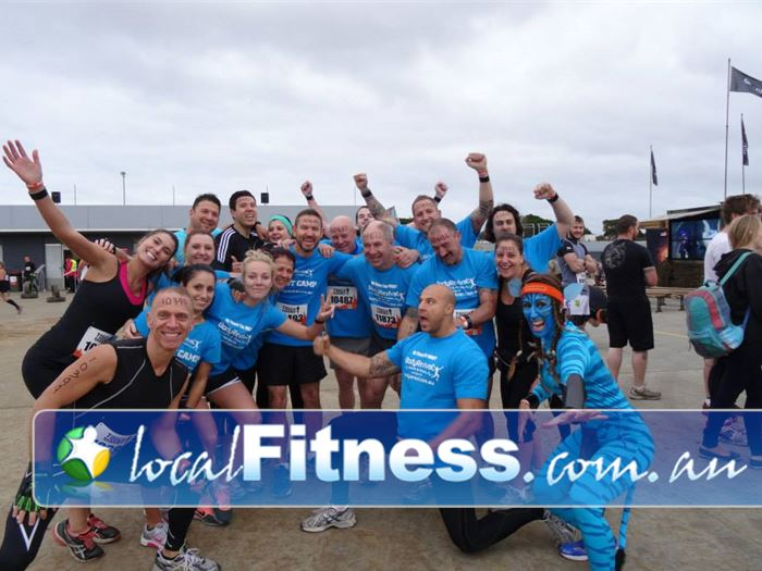 Body Revival Health & Fitness Epping Gym Fitness Great team events for our