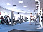 Melbourne Sports & Aquatic Centre Newport Gym GymThe Albert Park gym is fully