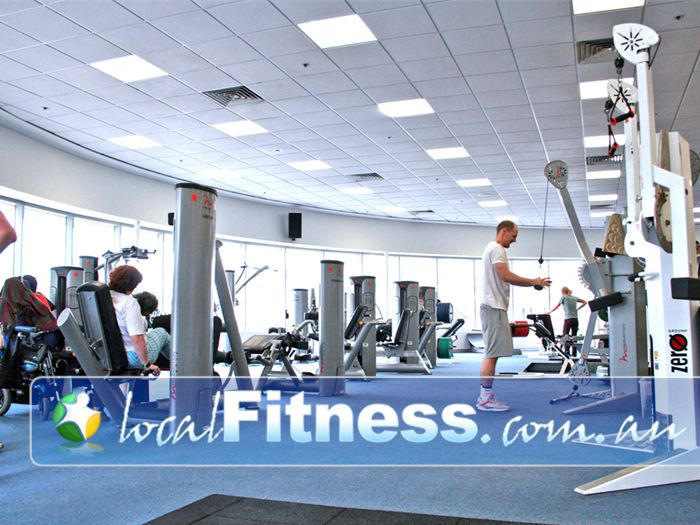 Melbourne Sports & Aquatic Centre Richmond North Gym Fitness State of the art world-class