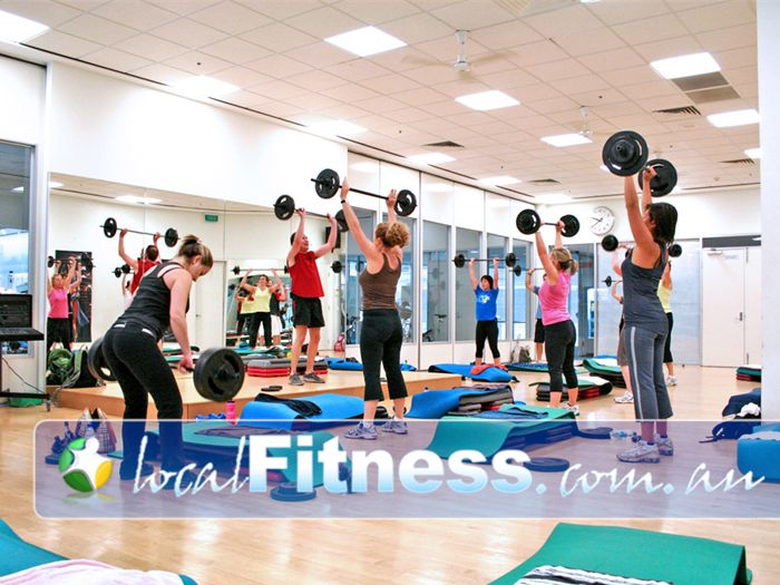 Melbourne Sports & Aquatic Centre Albert Park Gym Fitness More than 55 group classes per