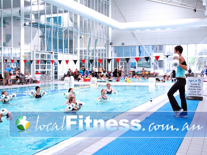 Melbourne Sports & Aquatic Centre Middle Park Gym Fitness Aquatic education and a range