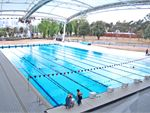 Melbourne Sports & Aquatic Centre Port Melbourne Gym Fitness The Commonwealth Games outdoor