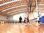 Melbourne Sports & Aquatic Centre Albert Park Gym Fitness 8 court stadium with show