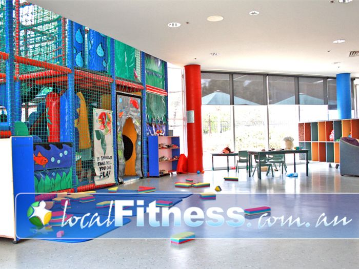 Melbourne Sports & Aquatic Centre Albert Park Gym Fitness You're not the only one having