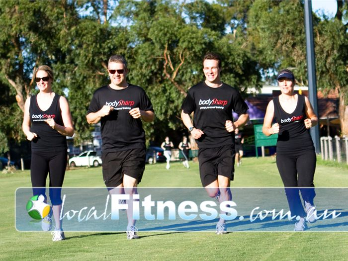 BodySharp Group Personal Training Gym Box Hill South  | Outdoor group fitness training in Glen Iris and